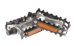 TecoraE pedal, ATB 11,5x7,5x2,5cm, black