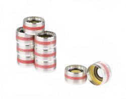 TecoraE trapascups BSA, aluminium voor #82241**, CP