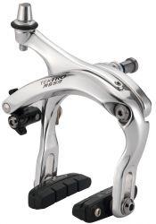 Tektro caliper brake R559, Race; with P475 brake pad rear, silver