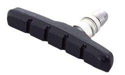 Tektro remblok 830.12, Uni; velgrem 72mm, zwart