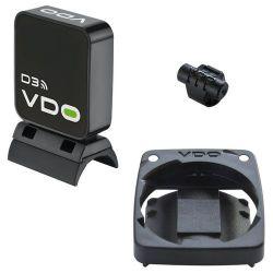 VDO-M fastening set 2nd bike wireless M3 & M4