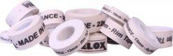Velox adhesive rim tape, 12mmx2m, white