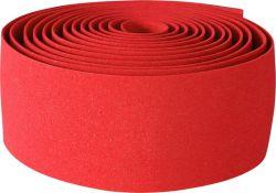 Velox handlebar tape Maxi Cork, red