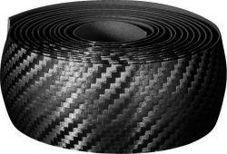 Velox handlebar tape Teckno, carbon-look, black