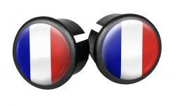 Velox stuurdoppen 3D Dome, NL/FR, sortie
