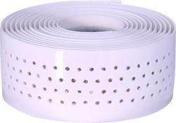 Velox stuurlint Guidoline, Soft Micro Perforeé ø0.25x3.0x190cm, wit|glans