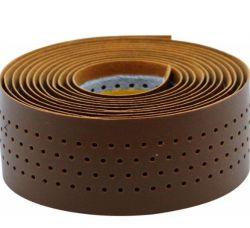 Velox stuurlint Guidoline, Soft Micro Perforeé ø0.25x3.0x190cm, bruin