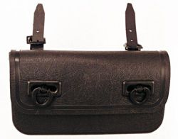 Westphal saddlebag no.27, black
