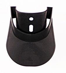 Westphal spoiler no.716, voor spatbord 45mm, zwart