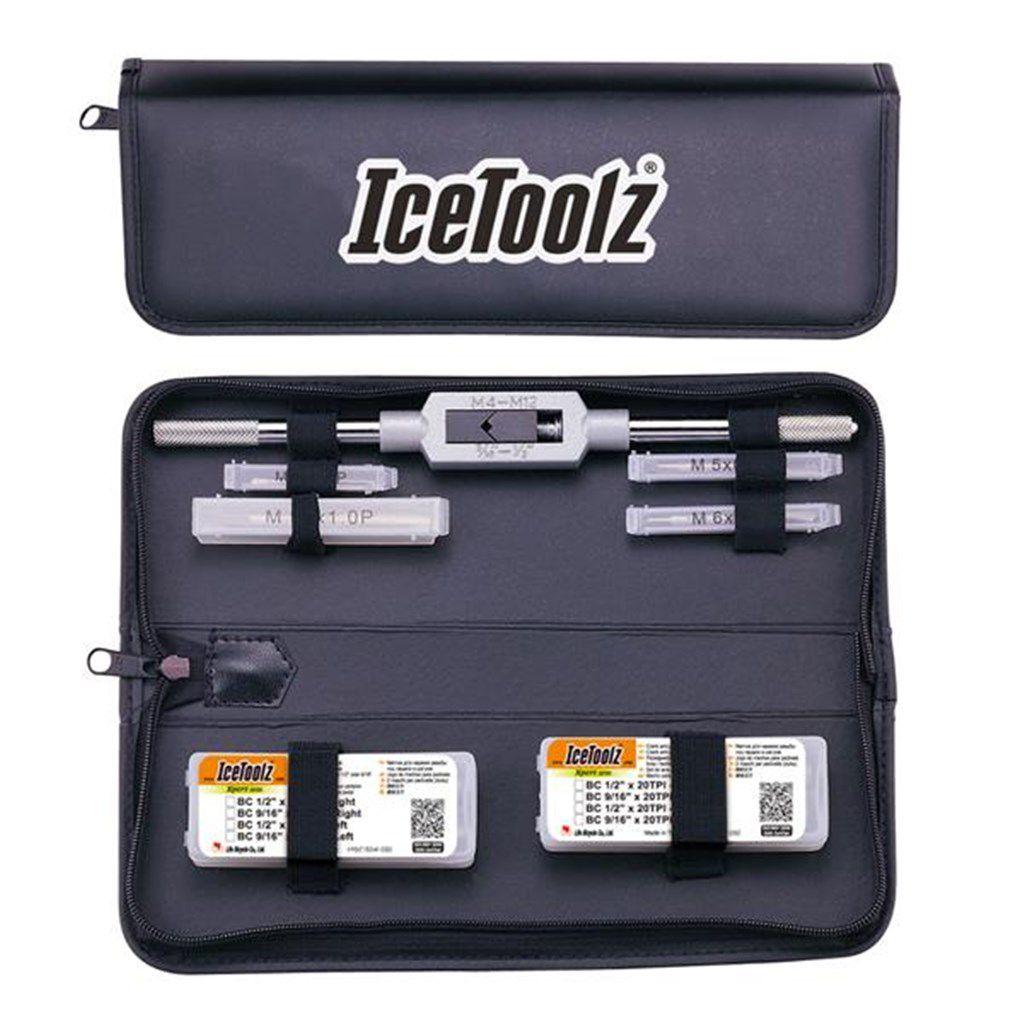 icetoolz tapset e158 met wringijzer