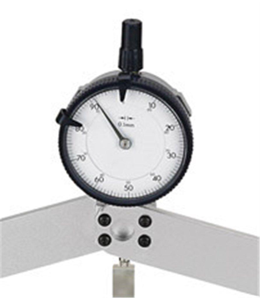 icetoolz velgnaafuitlijner met micrometer